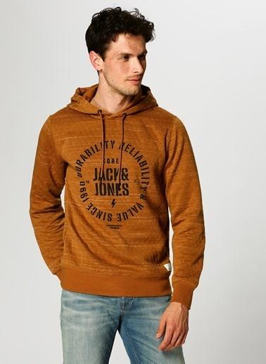 Jack & Jones Sweatshirt Kahve